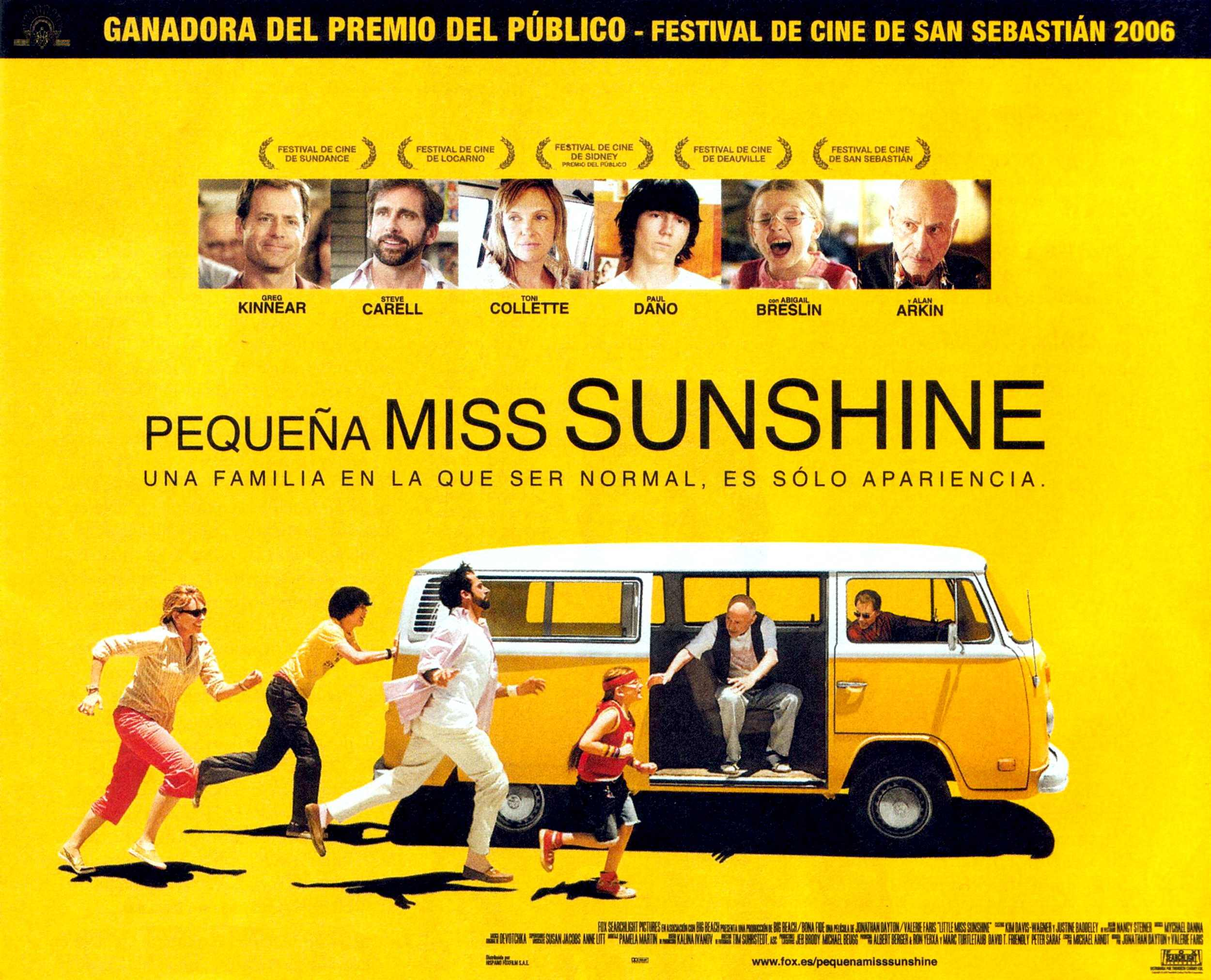 little miss sunshine full movie
