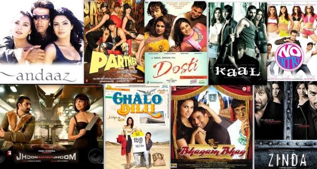 Some of Lara's notable movies.