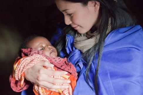 WFP hosts Kurara Chibana on School Meals Visit 7