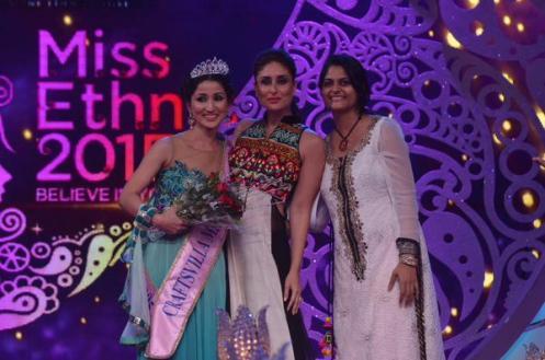 Monisha with Kareena Kapoor Khan