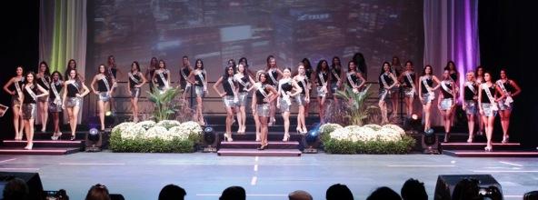 Miss Globe Presentation