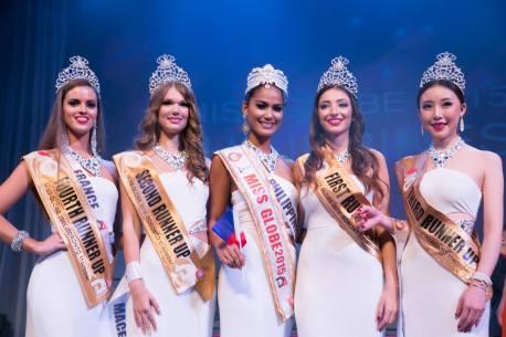 Miss Globe winner
