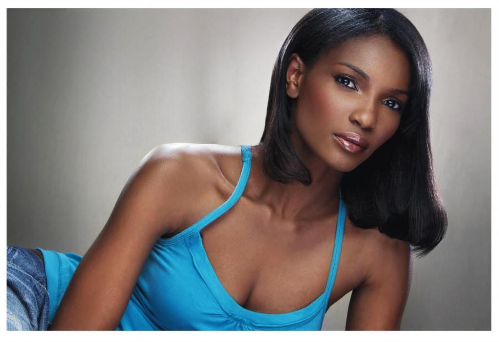 Most beautiful mixed women