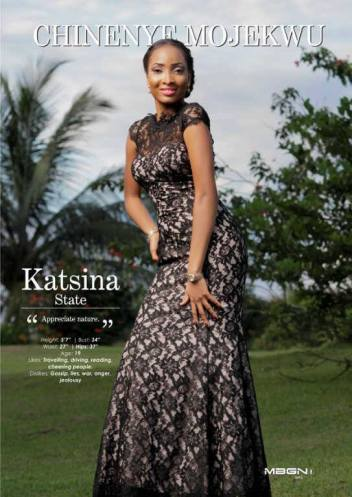 Best Evening Wear – Miss Katsina
