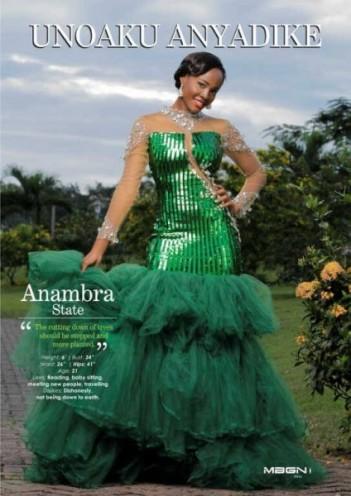 Miss Nigeria Anambra