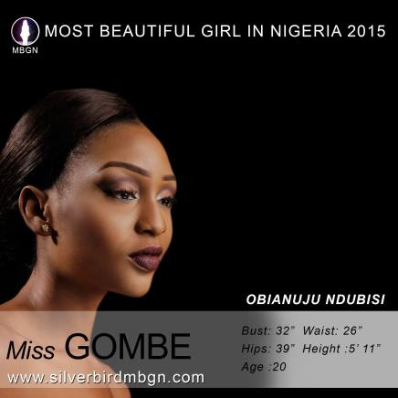 Miss Photogenic – Miss Gombe