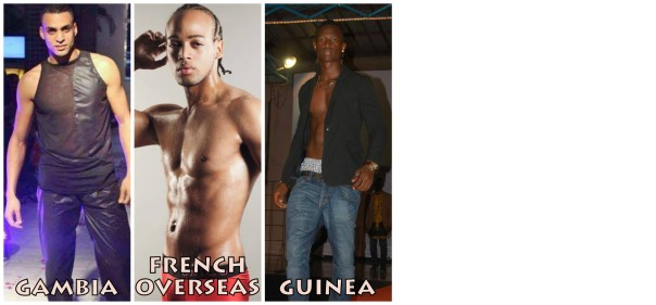 Mister Africa French overseas to Guinie