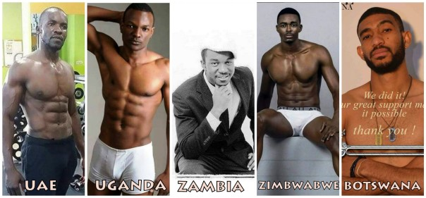 Mister Africa UAE to Botswana