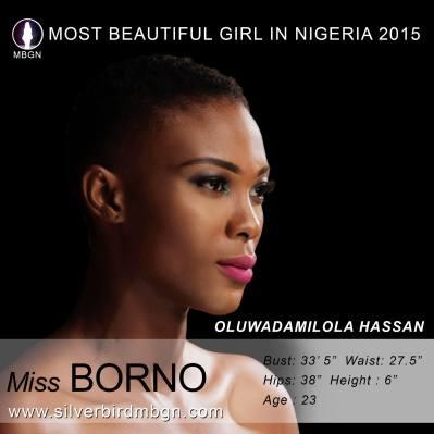 Top Model – Miss Borno