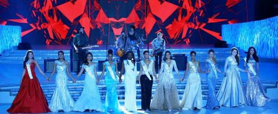Miss World top 11