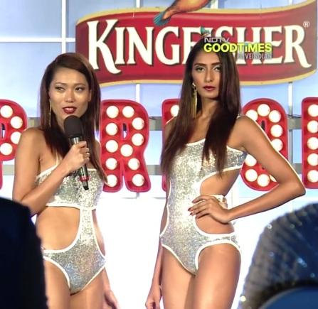 The top 2: Pinky Tamang and Aishwarya Sushmita