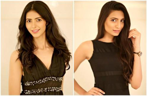 Pankhuri Gidwani and Roshmitha Harimurthy