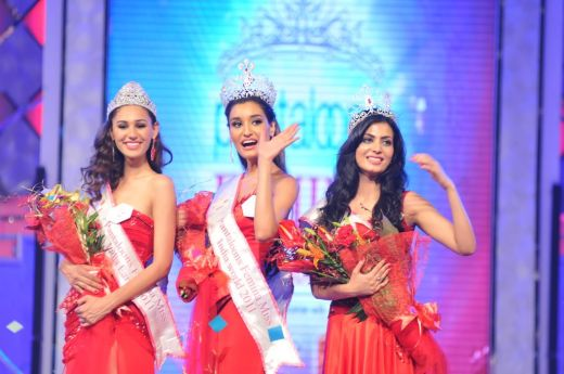 Hasleen_Kanishtha_Ankita_Femina_Miss_India_2011