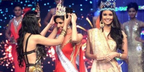 Koyal-Rana-Became-51th-Femina-Miss-India-2014-1