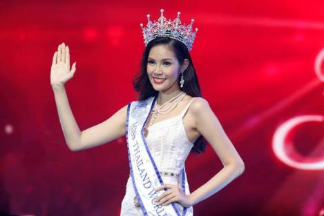 Miss World Thailand 2016  - Jinnita Buddi