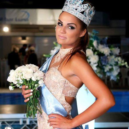 Petra Bojić - Miss Supranational Croatia 2016