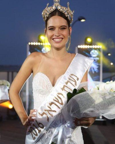 Yam Kaspers Anshel - Miss Universe Israel 2016