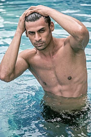 Himanshu Shailey - Men Universe India 2016