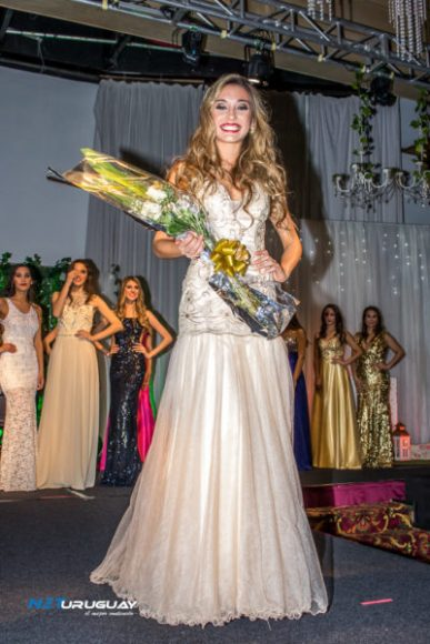 Miss Grand Uruguay - Melina Carballo