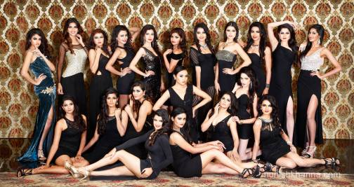 Picture Credits: Miss Earth India and Munish Khanna