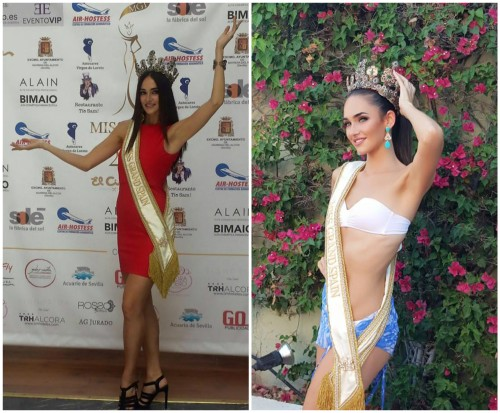 Adriana Sanchez Riv - Miss Grand Spain
