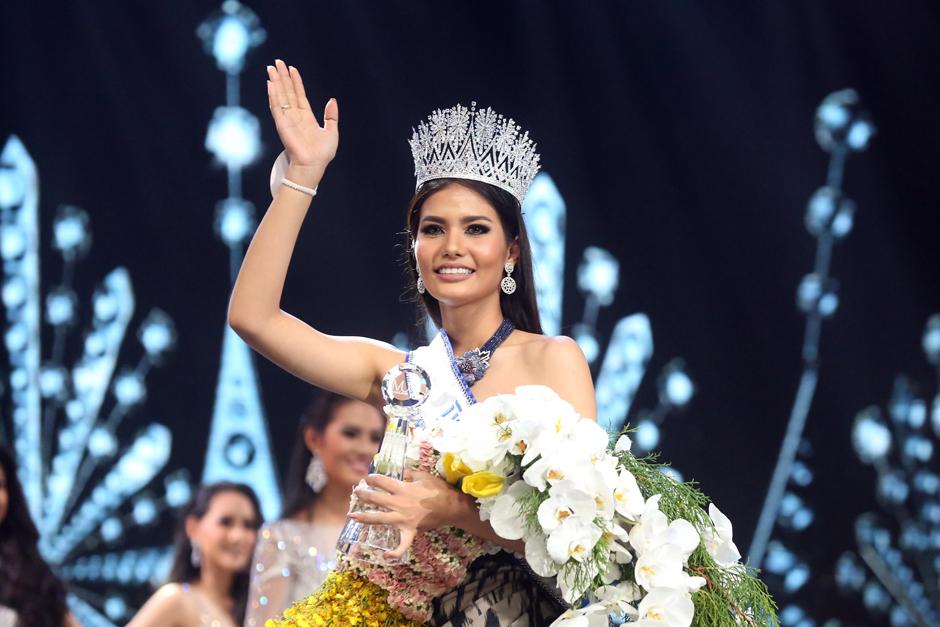 Miss Universe 2016 contestants Thailand1
