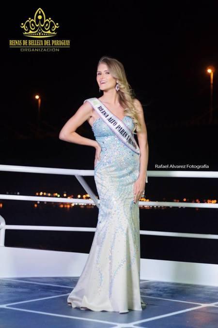 Miss World Paraguay 2016 - Simone Patricia  Freitag