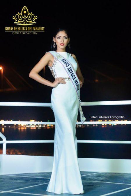 Miss Earth Paraguay 2016 Vanessa Alaxandra Ramirez