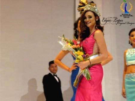 Miss Supranational El Salvador 2016, Sofia Trigueros