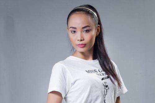 Miss Grand Nepal 2016, Zeenus Lama