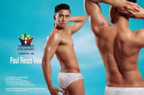 Mister Tourism International Philippines – Paul Renzo Velo