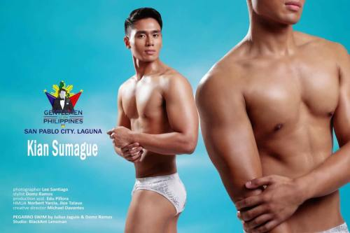 Mister Tourism World – Kian Sumague