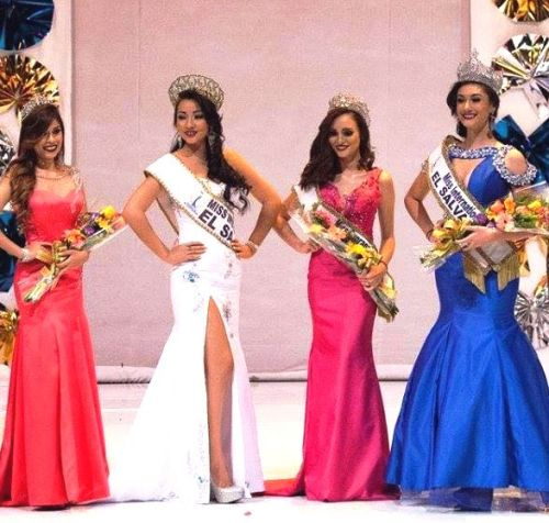 Reinado de El Salvador 2016 winners Mr-el-salvador