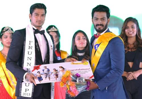 Mr Perfect Andhra Pradesh - Melvin Kapil