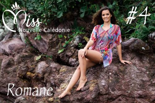 Romane Bichot - Possible Miss Earth 2016 delegate