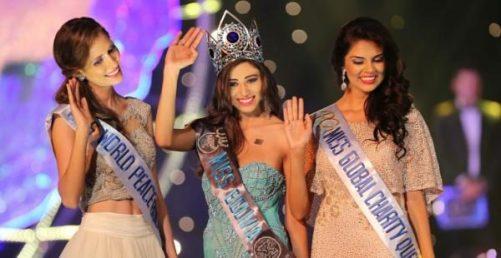 Miss World Bolivia 2016