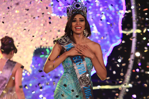 Miss World Bolivia 2016