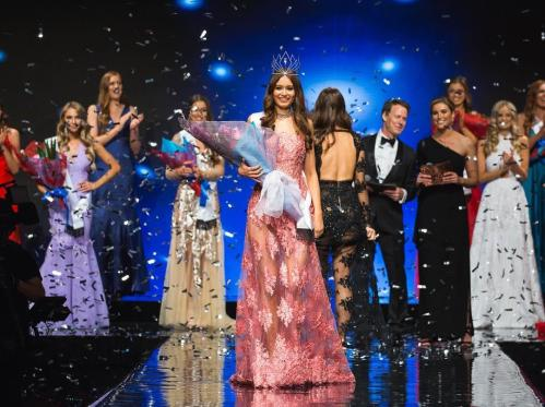 Miss Universe Australia 2016