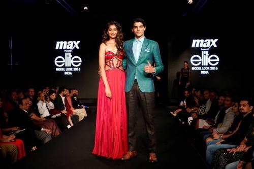 Max Elite Model Look India 2016 winners