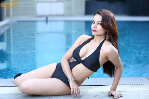 Ashmita Jaiswal - Miss Globe International India 2016