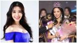 L - R: Miss Universe Korea 2016 Jenny Kim and Miss Universe Korea 2017 Cho Se-Hui