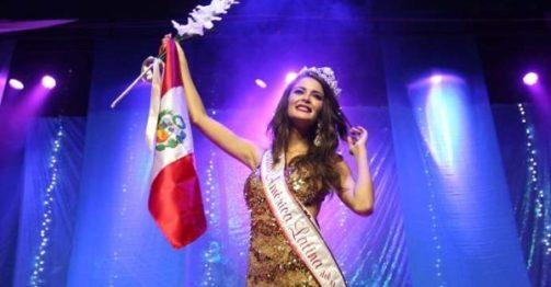 Miss América Latina del Mundo 2016