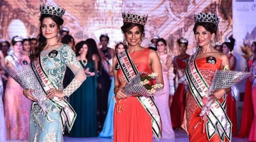 Mrs. India Earth 2016