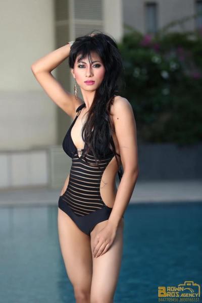 Priyadarshini Borah - Supermodel International India