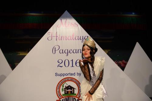 Miss Himalaya Pageant 2016