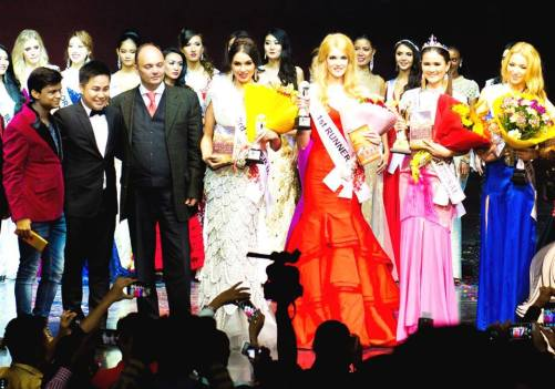 Supermodel International 2016 grand finale held on 21 March 2016 at Kingdom of Dreams in Gurugram,India.