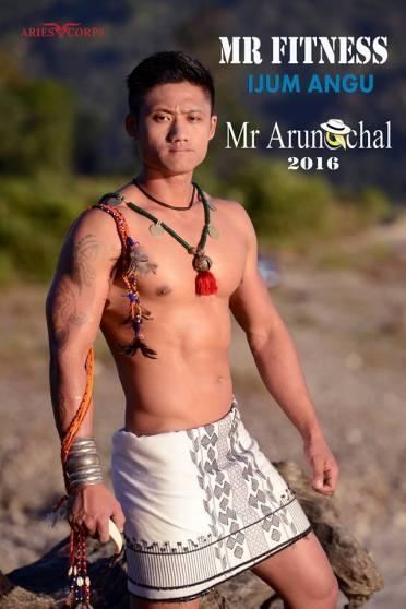 Mr Fitness - Hassang Techi Tara