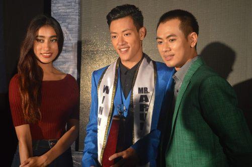 Tarh Gungte with Gloria Tep and Opang Jamir