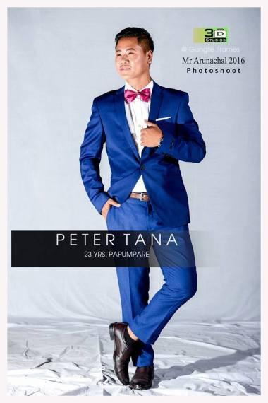 Mr Congeniality - Peter Tana