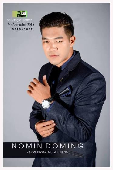Mr Photogenic - Nomin Doming